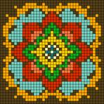 Alpha pattern #86081 variation #182795