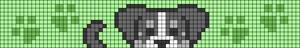 Alpha pattern #52628 variation #182797