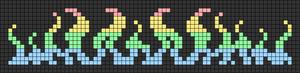 Alpha pattern #14497 variation #182802