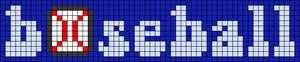 Alpha pattern #60249 variation #183117