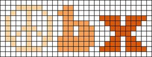 Alpha pattern #99301 variation #183327
