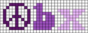 Alpha pattern #99301 variation #183328