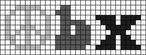 Alpha pattern #99301 variation #183331