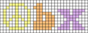 Alpha pattern #99301 variation #183332