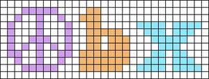 Alpha pattern #99301 variation #183336