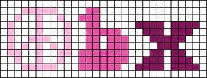 Alpha pattern #99301 variation #183338
