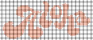Alpha pattern #44988 variation #183878