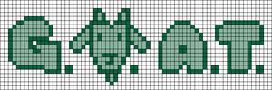 Alpha pattern #57358 variation #183892