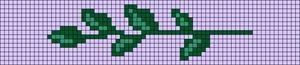 Alpha pattern #50674 variation #183894