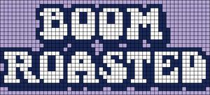 Alpha pattern #45057 variation #183899