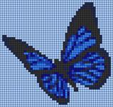Alpha pattern #100197 variation #184074