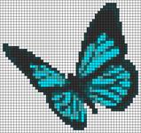 Alpha pattern #100197 variation #184117