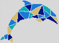 Alpha pattern #100188 variation #184148
