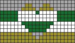 Alpha pattern #92226 variation #184152
