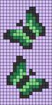 Alpha pattern #80563 variation #184153
