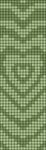 Alpha pattern #86377 variation #184319