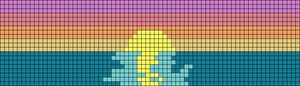 Alpha pattern #100392 variation #184420