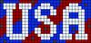 Alpha pattern #74096 variation #184491
