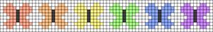 Alpha pattern #100403 variation #184496