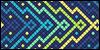 Normal pattern #93765 variation #184557