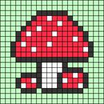 Alpha pattern #96384 variation #184602
