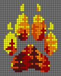 Alpha pattern #100525 variation #184649