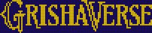 Alpha pattern #51503 variation #184775