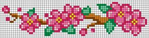 Alpha pattern #99018 variation #184921