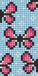Alpha pattern #69520 variation #184987