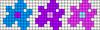 Alpha pattern #35808 variation #185008