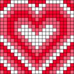 Alpha pattern #89446 variation #185017