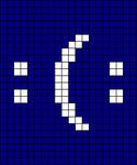 Alpha pattern #85624 variation #185049