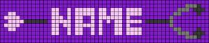 Alpha pattern #100709 variation #185080