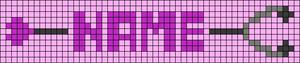 Alpha pattern #100709 variation #185086