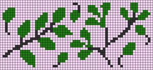Alpha pattern #99898 variation #185105