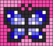 Alpha pattern #92548 variation #185148