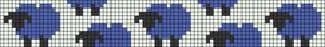 Alpha pattern #53921 variation #185565
