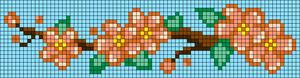 Alpha pattern #99018 variation #185639