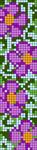 Alpha pattern #82286 variation #185693
