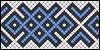 Normal pattern #96711 variation #185911