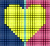Alpha pattern #95232 variation #186000