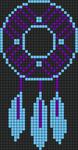 Alpha pattern #48258 variation #186224
