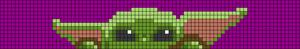 Alpha pattern #75652 variation #186393