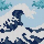 Alpha pattern #40954 variation #186472