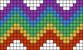 Alpha pattern #92753 variation #186581