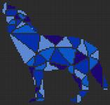 Alpha pattern #100811 variation #187482