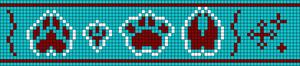 Alpha pattern #44619 variation #187790