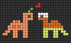 Alpha pattern #102447 variation #187859