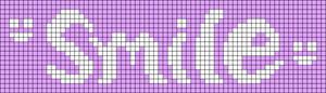 Alpha pattern #68635 variation #187864