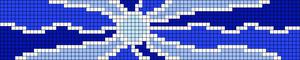 Alpha pattern #96060 variation #188170